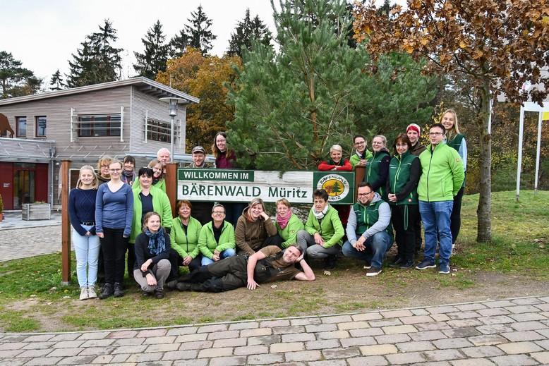 BÄRENWALD Team