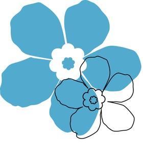 Vergissmeinnicht Logo