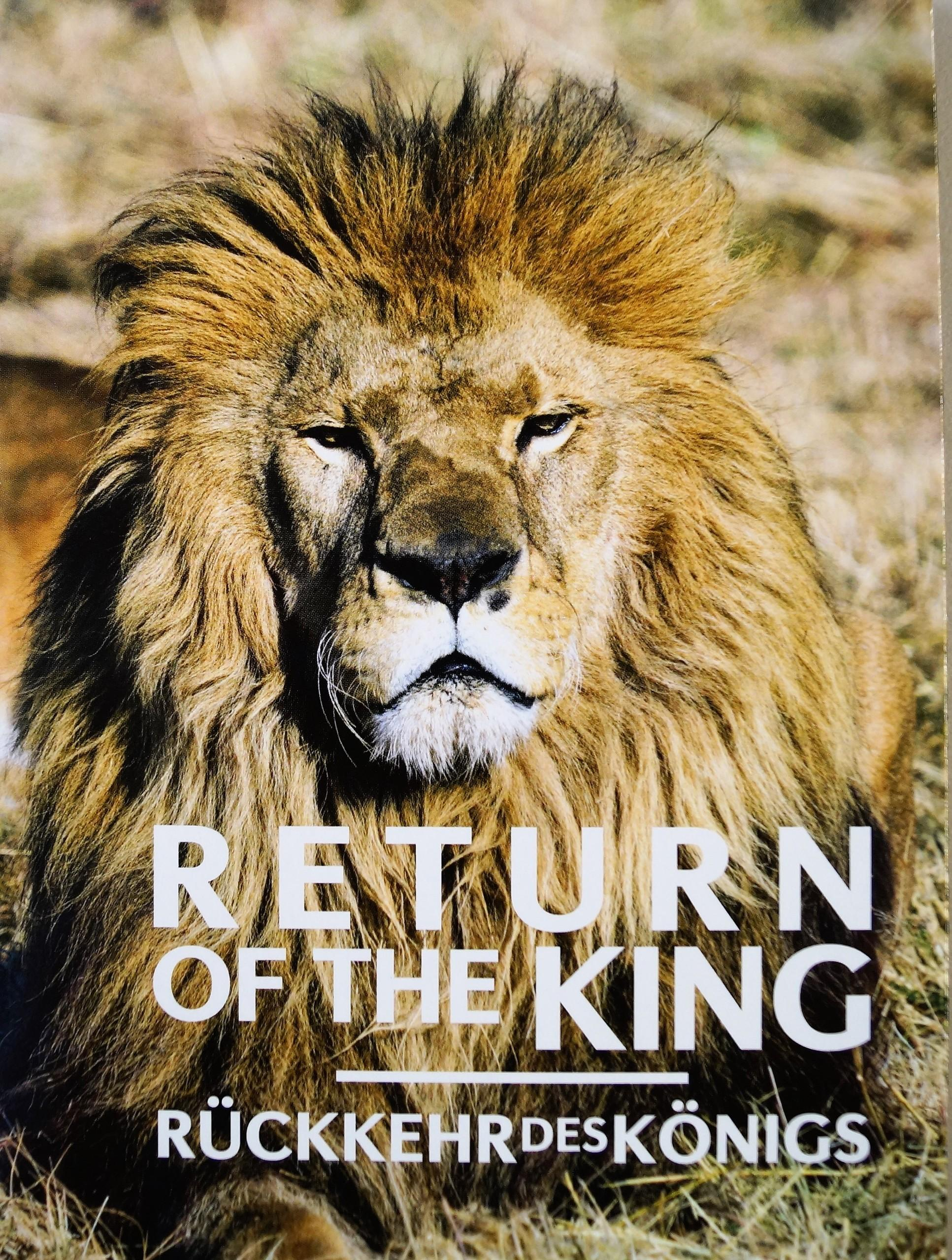 DVD: Return of the King