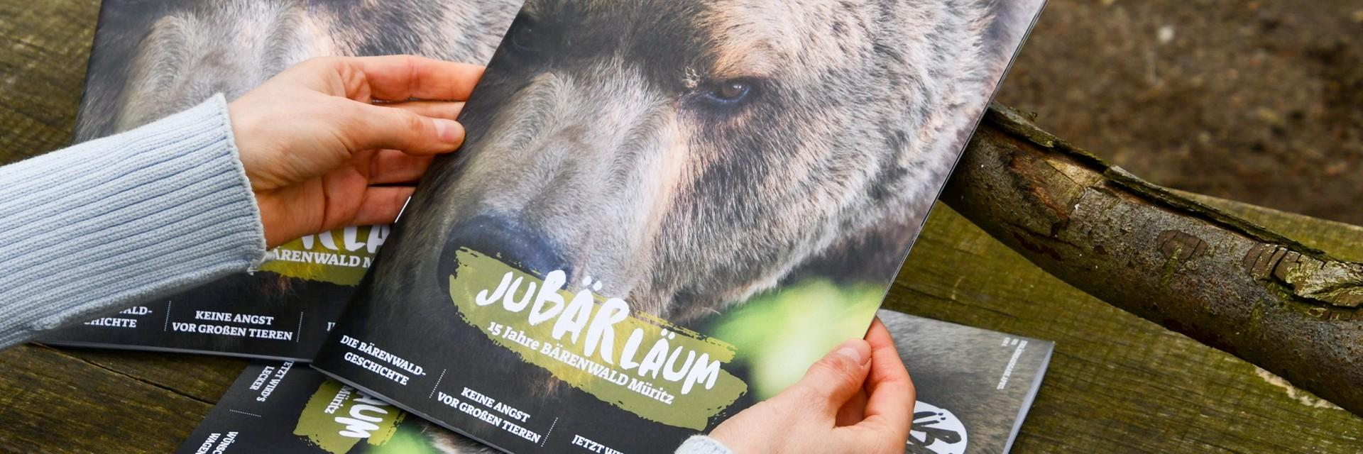 "Bärenwald-Magazin ""Übärall"""