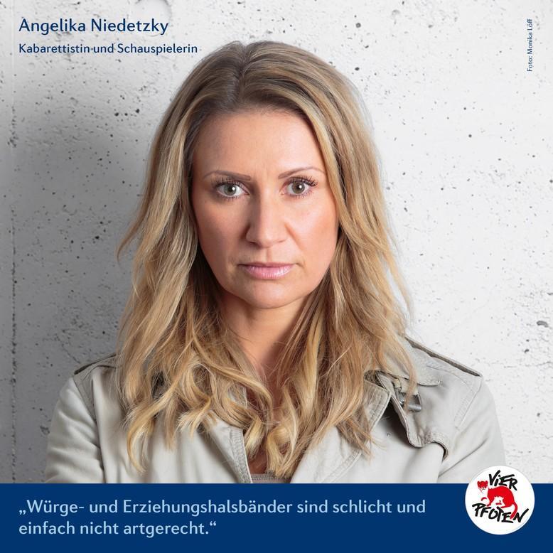 Angelika Niedetzky (c) VIER PFOTEN   Monika Löff