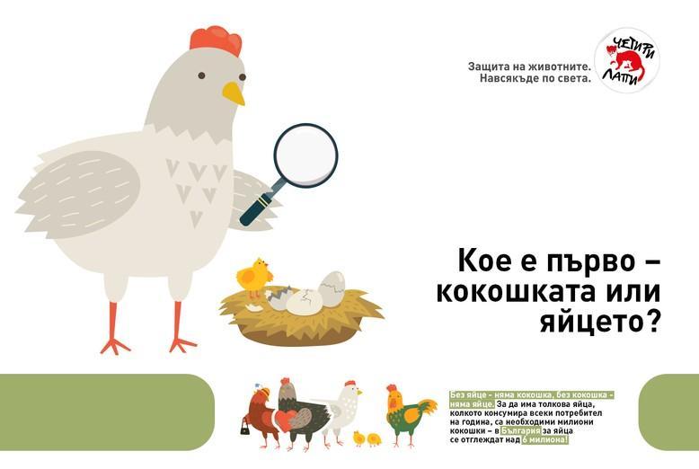 яйцето или кокошката