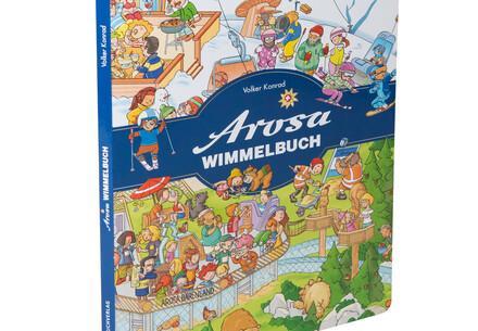 Arosa Wimmelbuch