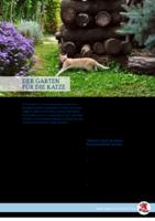 Katzen und Gärten