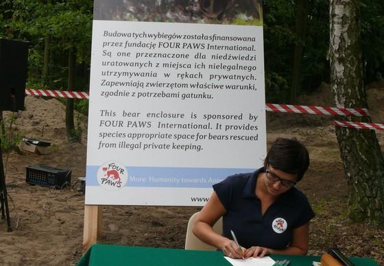 VIER PFOTEN unterzeichnet eine Kooperationsvereinbarung