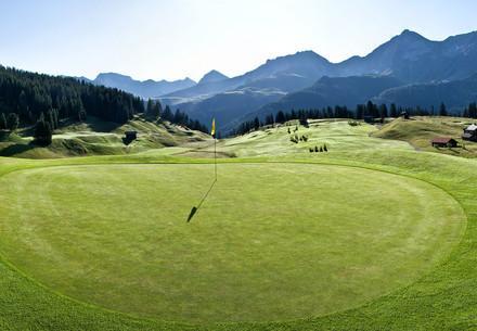 Bärenland Charity Golf Arosa