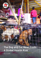 The Dog and Cat Meat Trade: A Global Health Risk