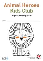 Animal Heroes Kids Club: August
