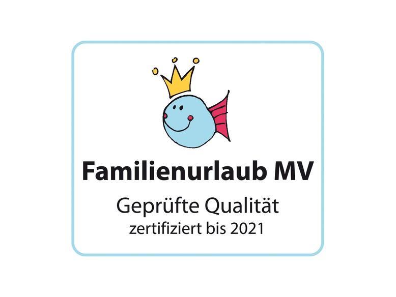 Zertifikat Familienland MV