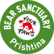 BEAR SANCTUARY Prishtina Logo