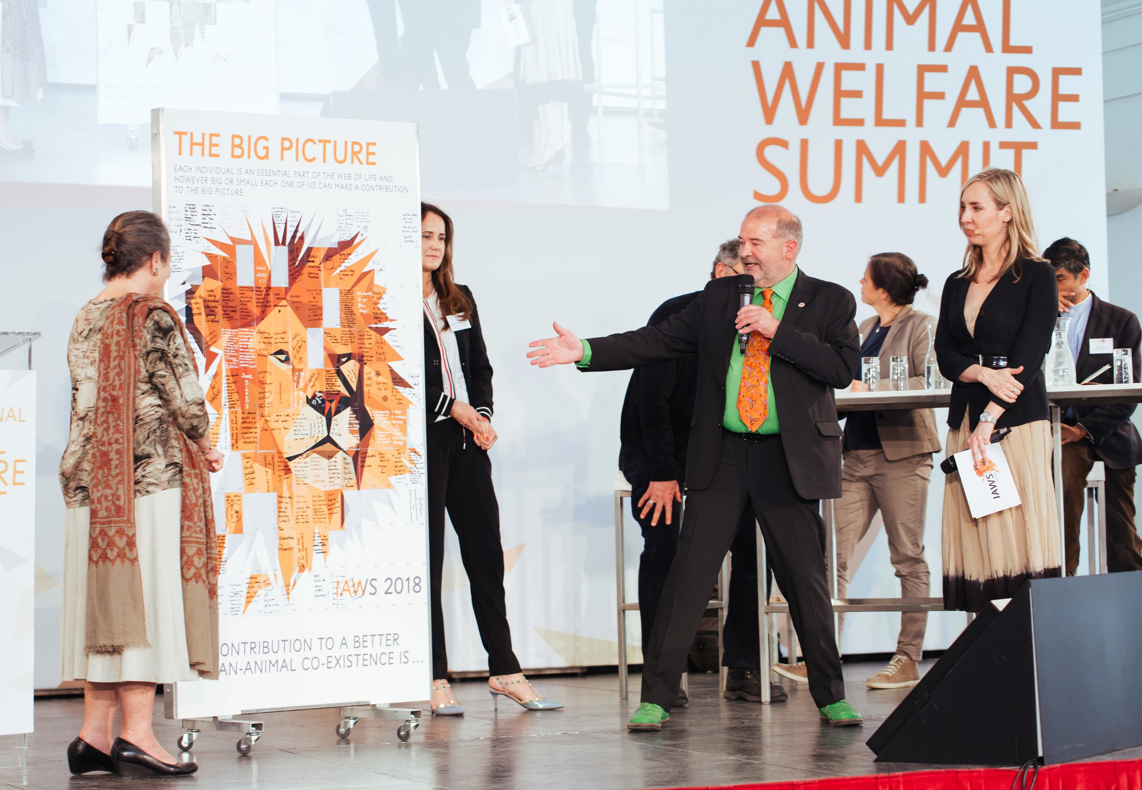 1st International Animal Welfare Summit