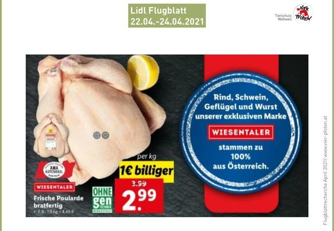 Lidlflugblatt April 2021