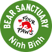 BEAR SANCTUARY Ninh Binh Logo