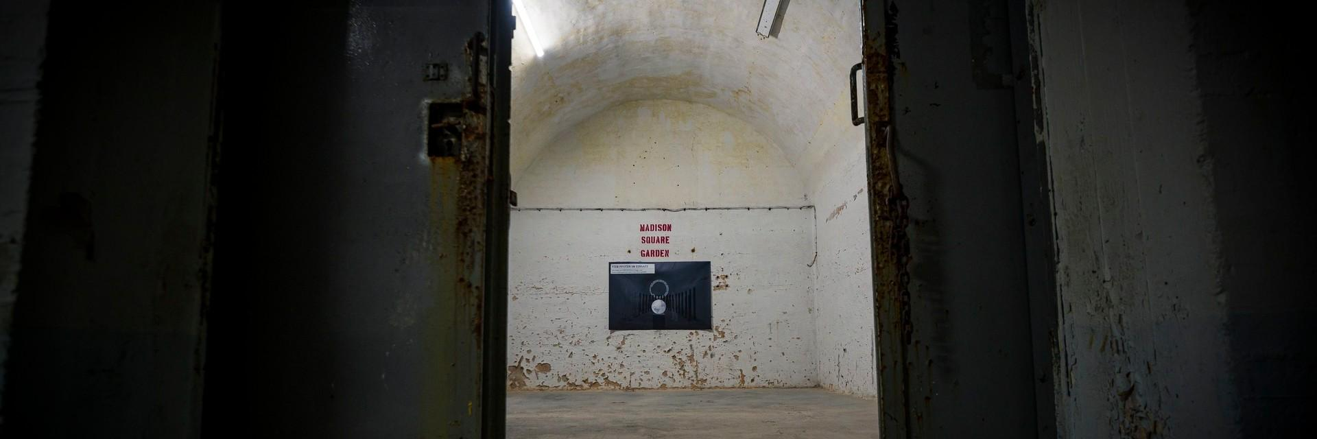 Bunker in TIERART