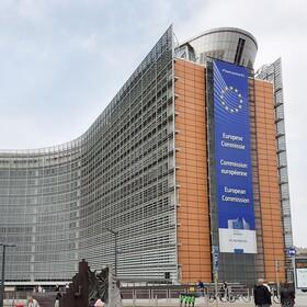 European Commission Berlaymont building