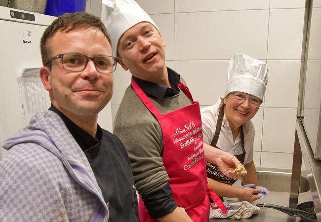 Küchenparty im BÄRENWALD Müritz