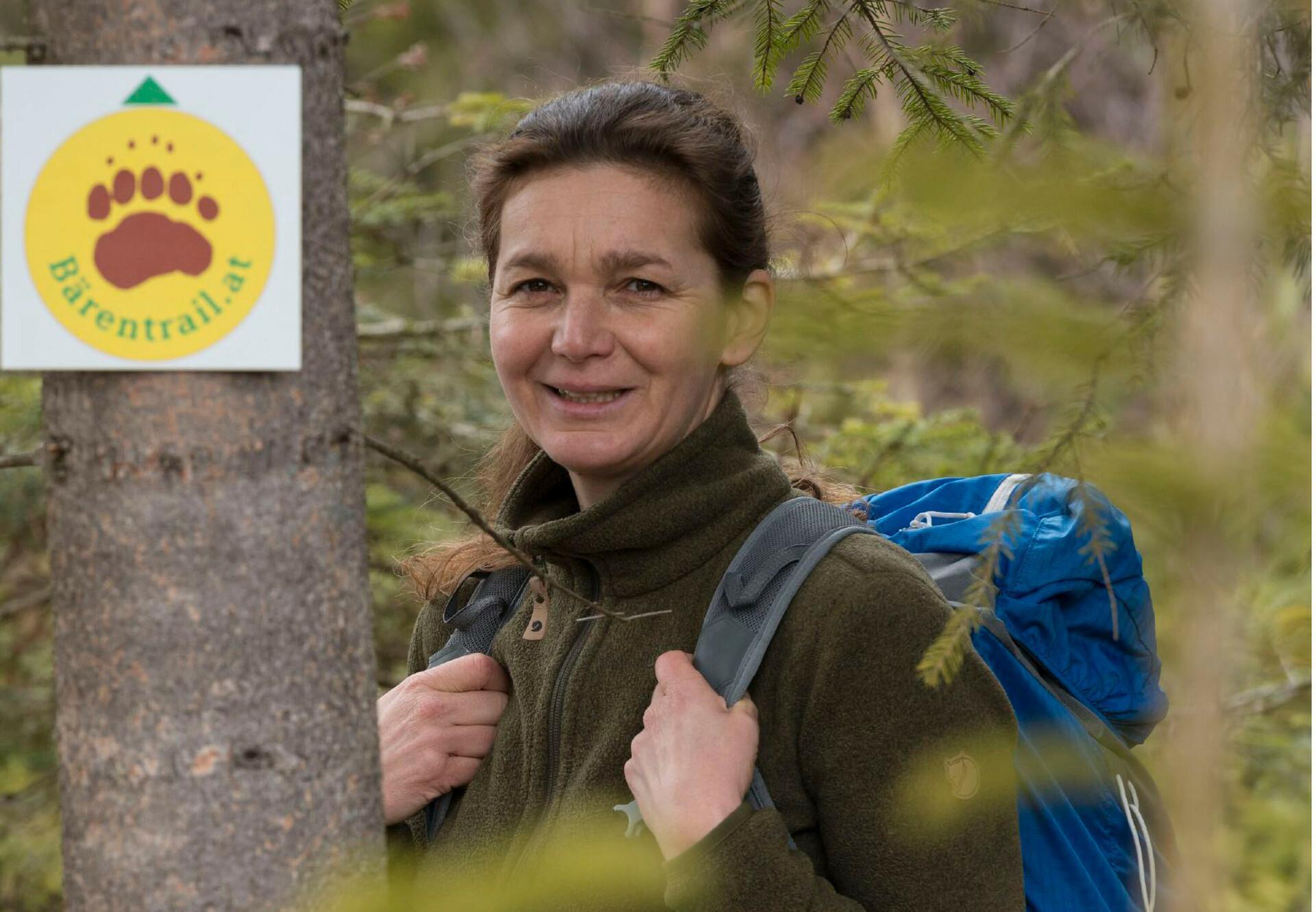 Leiterin Sigrid Zederbauer