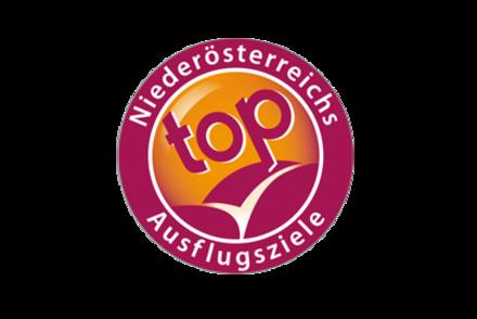 Logo Niederösterreichs Top Ausflugsziele