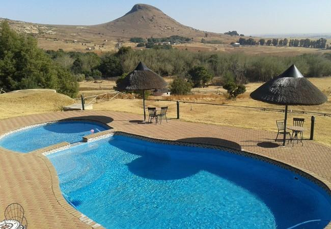 View at LIONSROCK Lodge