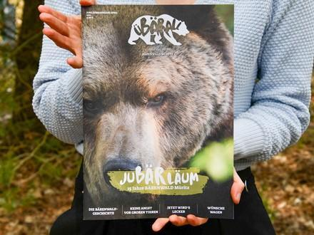 Jubiläumsmagazin Übärall