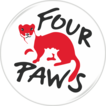 Four Paws US Logo