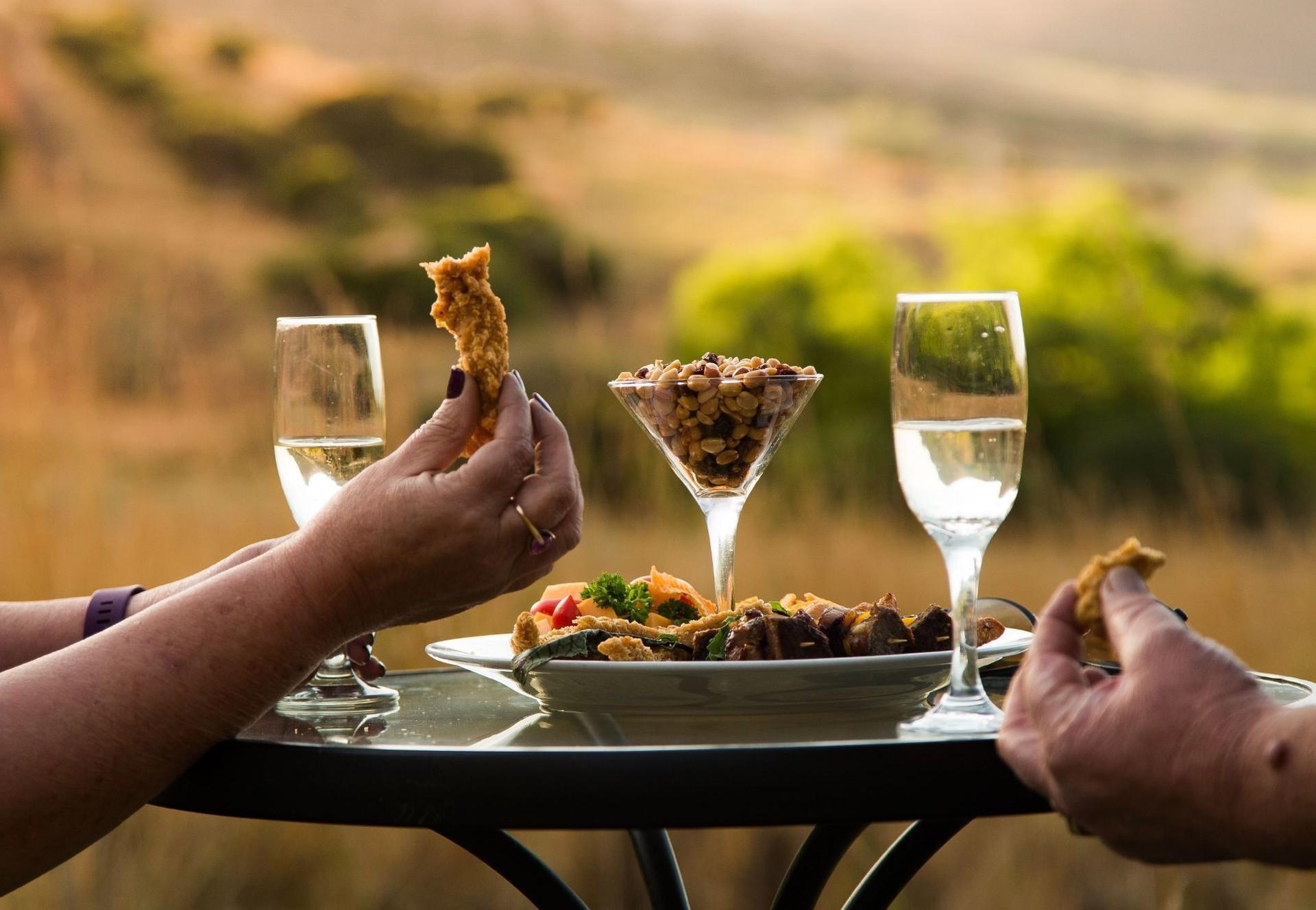 Tierfreundliches Essen im Urlaub