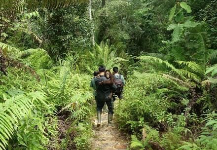 The Penjaga and Pengasuh – The Orangutan Guardians