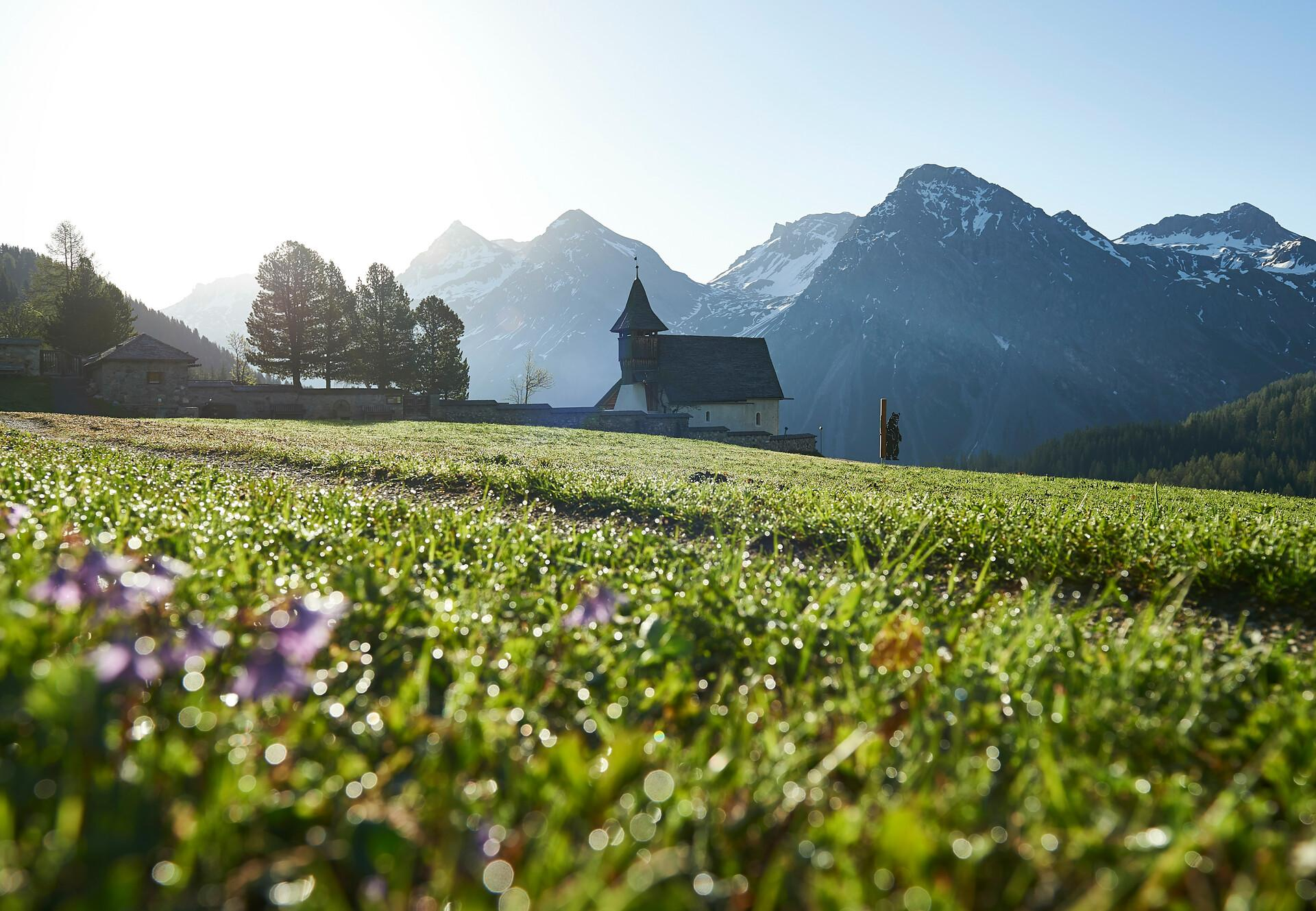 "The church ""Bergkirchli"""