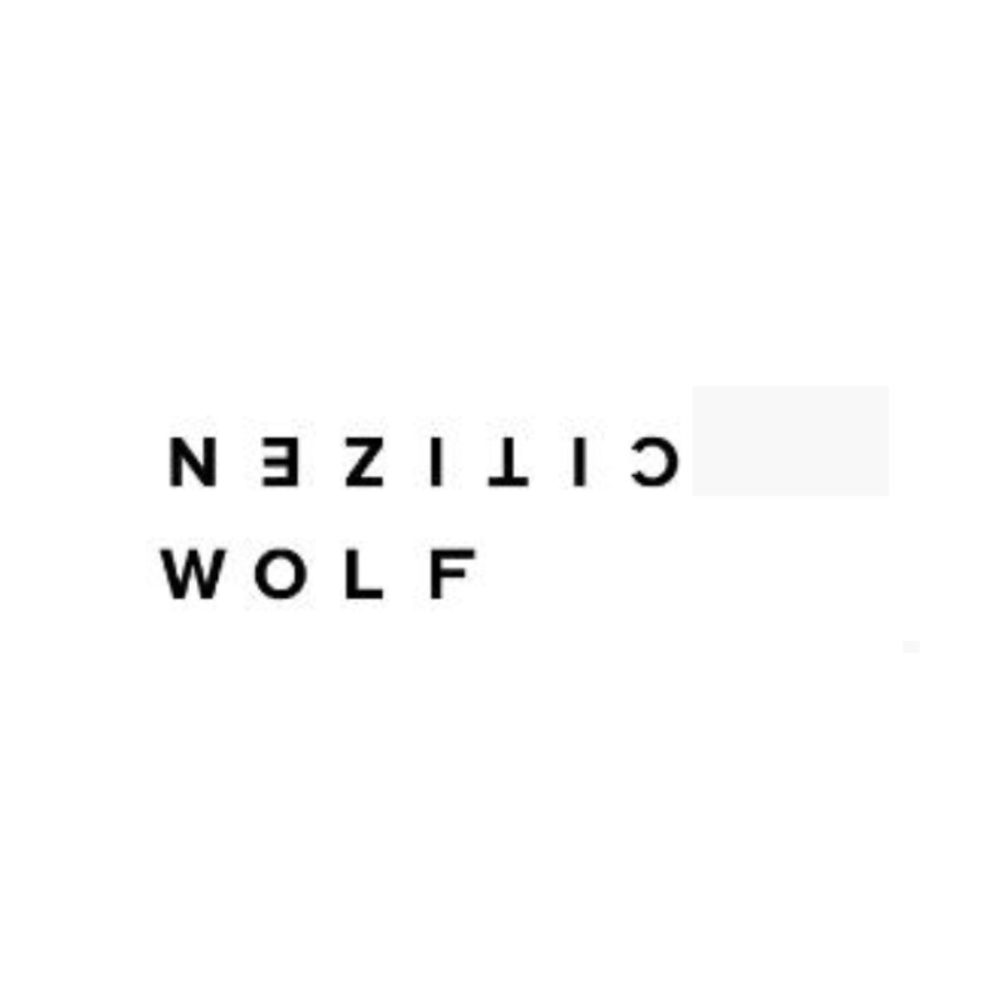 Citizen Wolf Logo