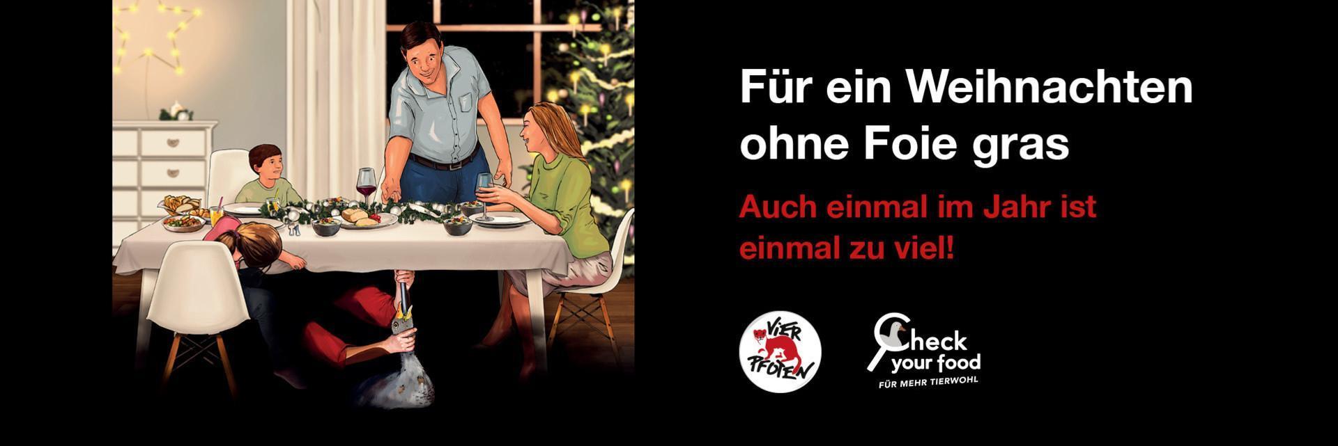 Kampagnenbild Foie gras