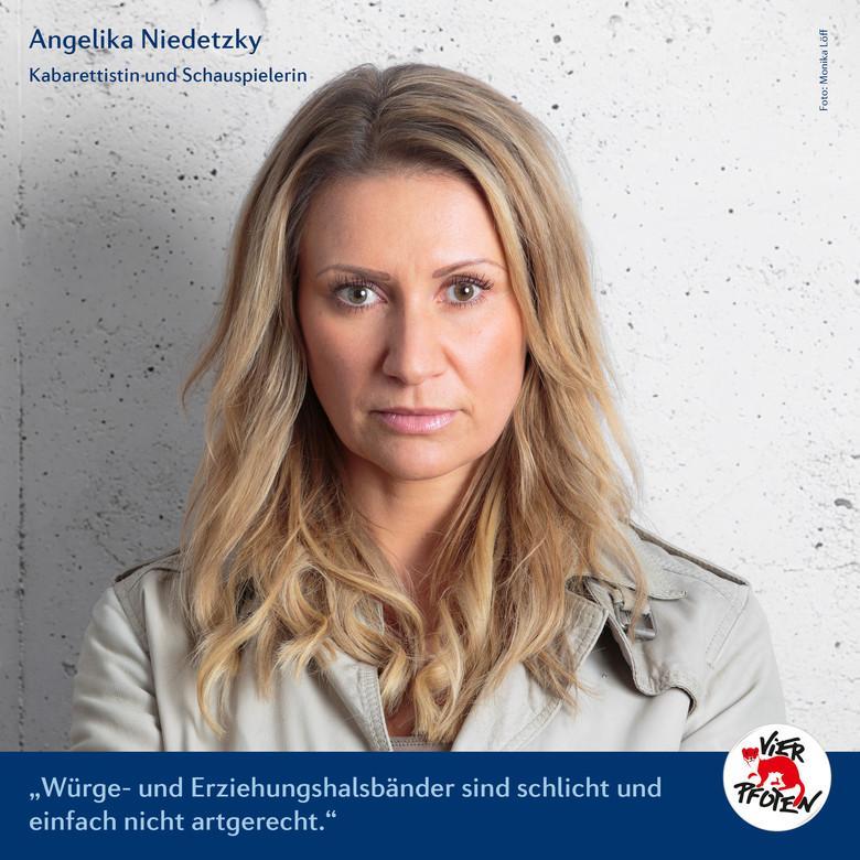 Angelika Niedetzky (c) VIER PFOTEN | Monika Löff