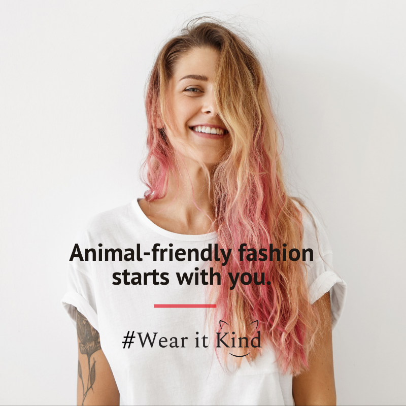 Wear it kind
