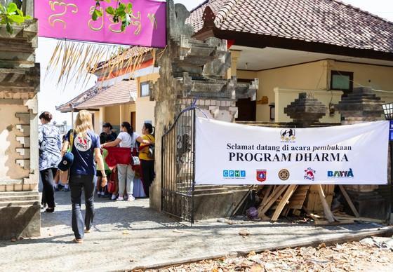 Le programme Dharma à Bali