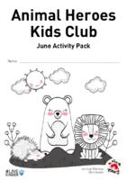Animal Heroes Kids Club: June