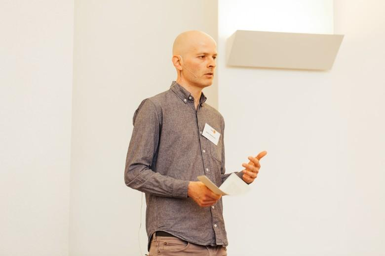Marc Pierschel beim IAWS 2018