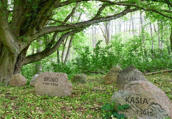 Gedenkstätte verstorbene Bären