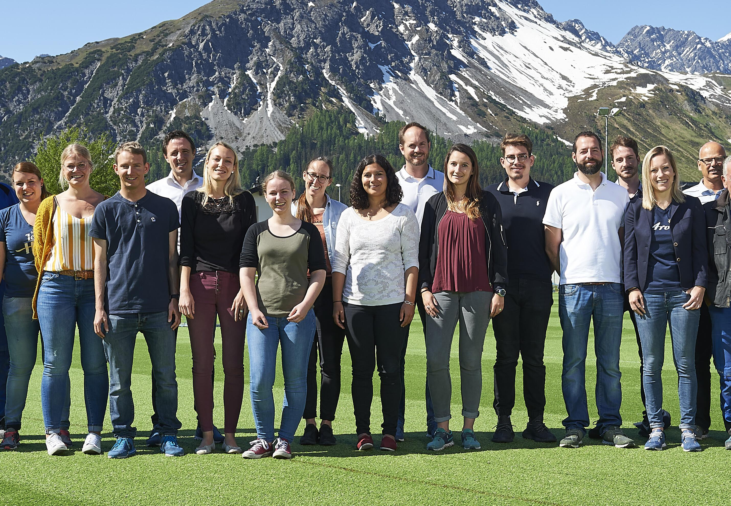 Team Arosa Tourismus