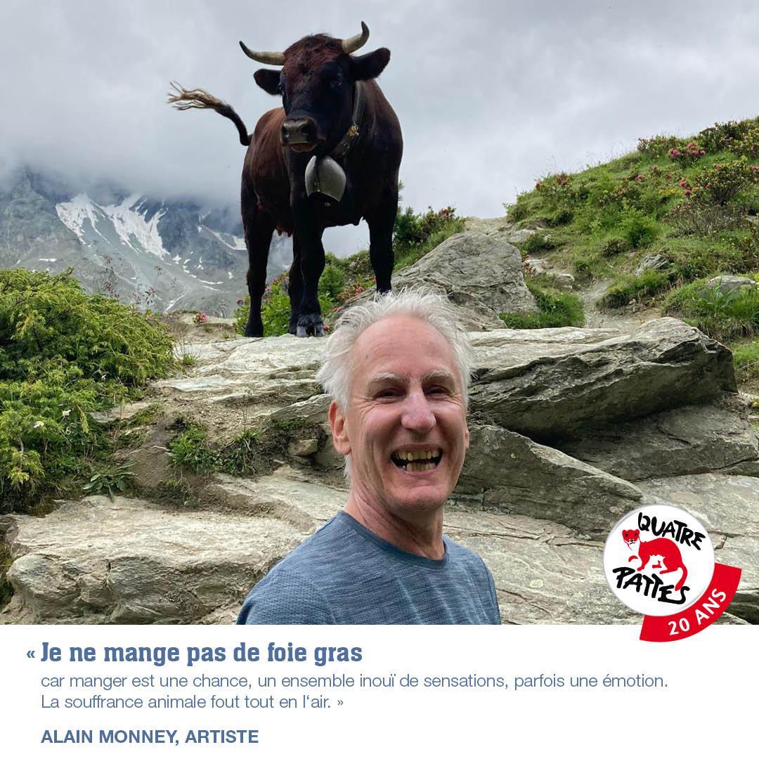Alain Monney