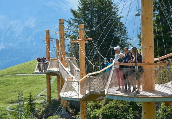 Adventure path Arosa Bear Sanctuary