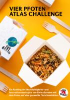 Der Atlas Challenge Bericht zu den Lieferdiensten