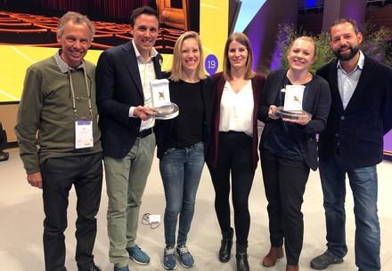 Arosa Bärenland gewinnt Marketing Trophy