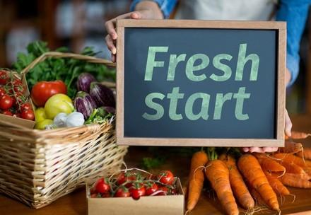 "Gemüse ""Fresh Start"" (c) Fotolia 