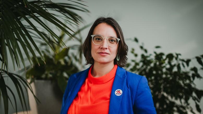 VIER PFOTEN Direktorin Eva Rosenberg