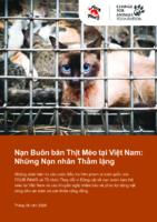Victims of a Hidden Trade: Vietnam's Cat Meat Trade