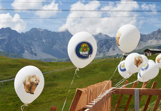 Jubiläum 1 Jahr Arosa Bärenland