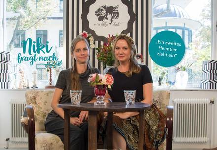 Heimtierratgeber mit Niki Osl und Ursula Aigner