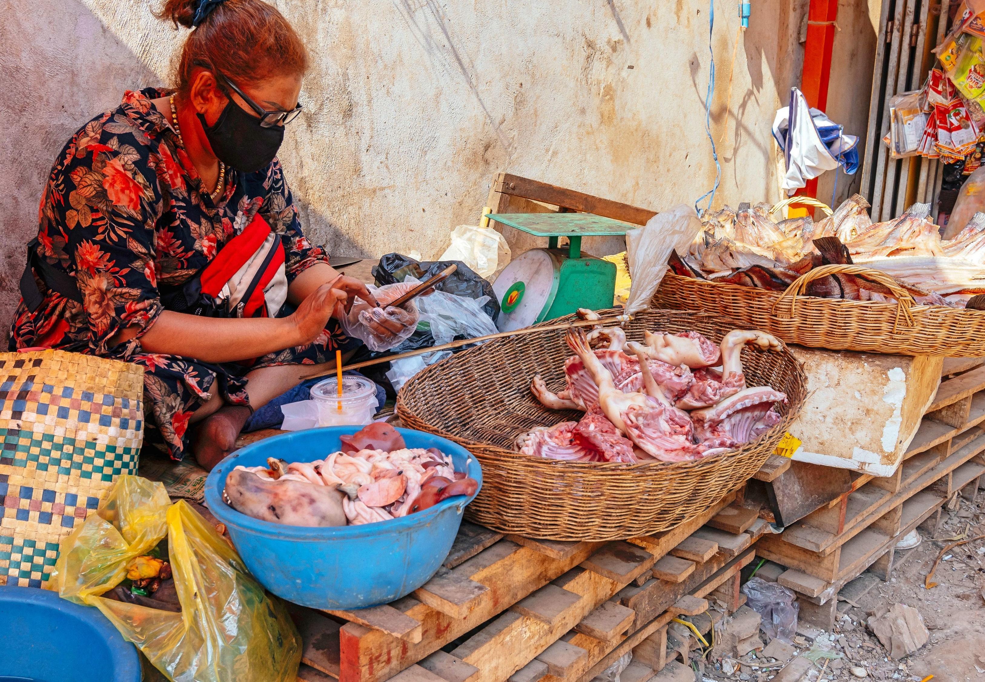 Handel in honden- en kattenvlees
