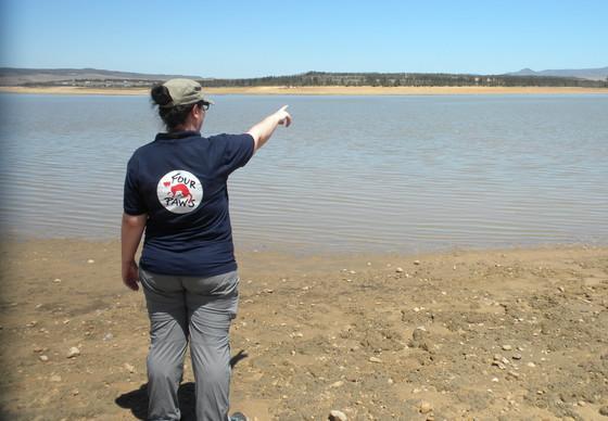 Aide d'urgence suite à la sécheresse en Afrique du Sud