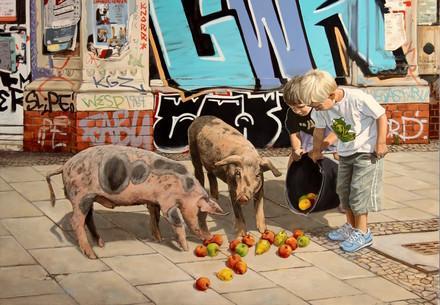 Interview de l'artiste Hartmut Kiewert