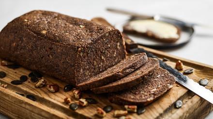 pain de millet aux noix de pécan